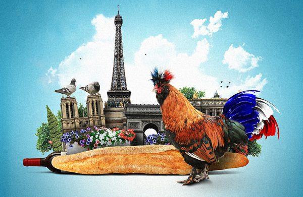 Le tourisme français à l'affiche